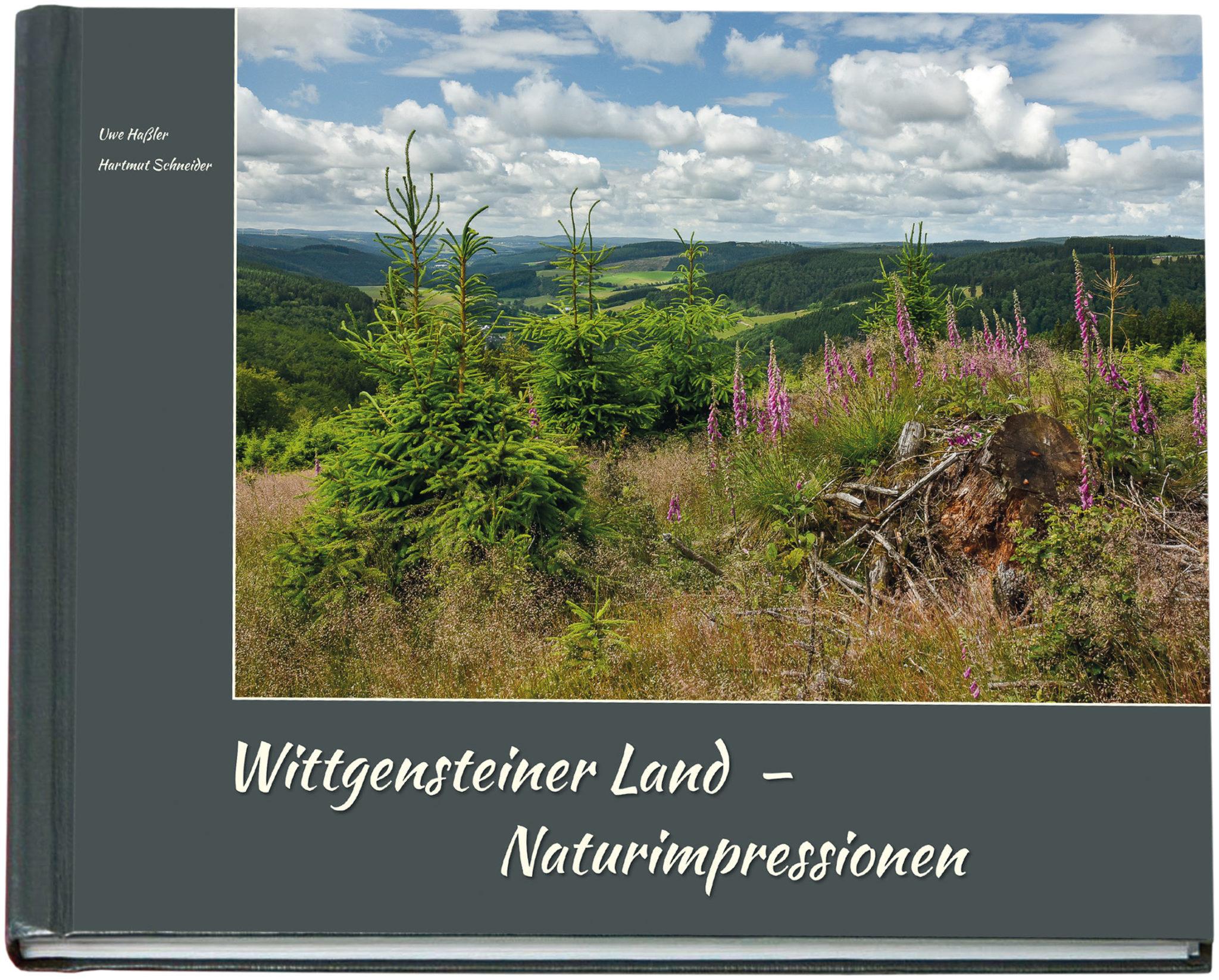 Bildband 'Wittgensteiner Land - Naturimpressionen'