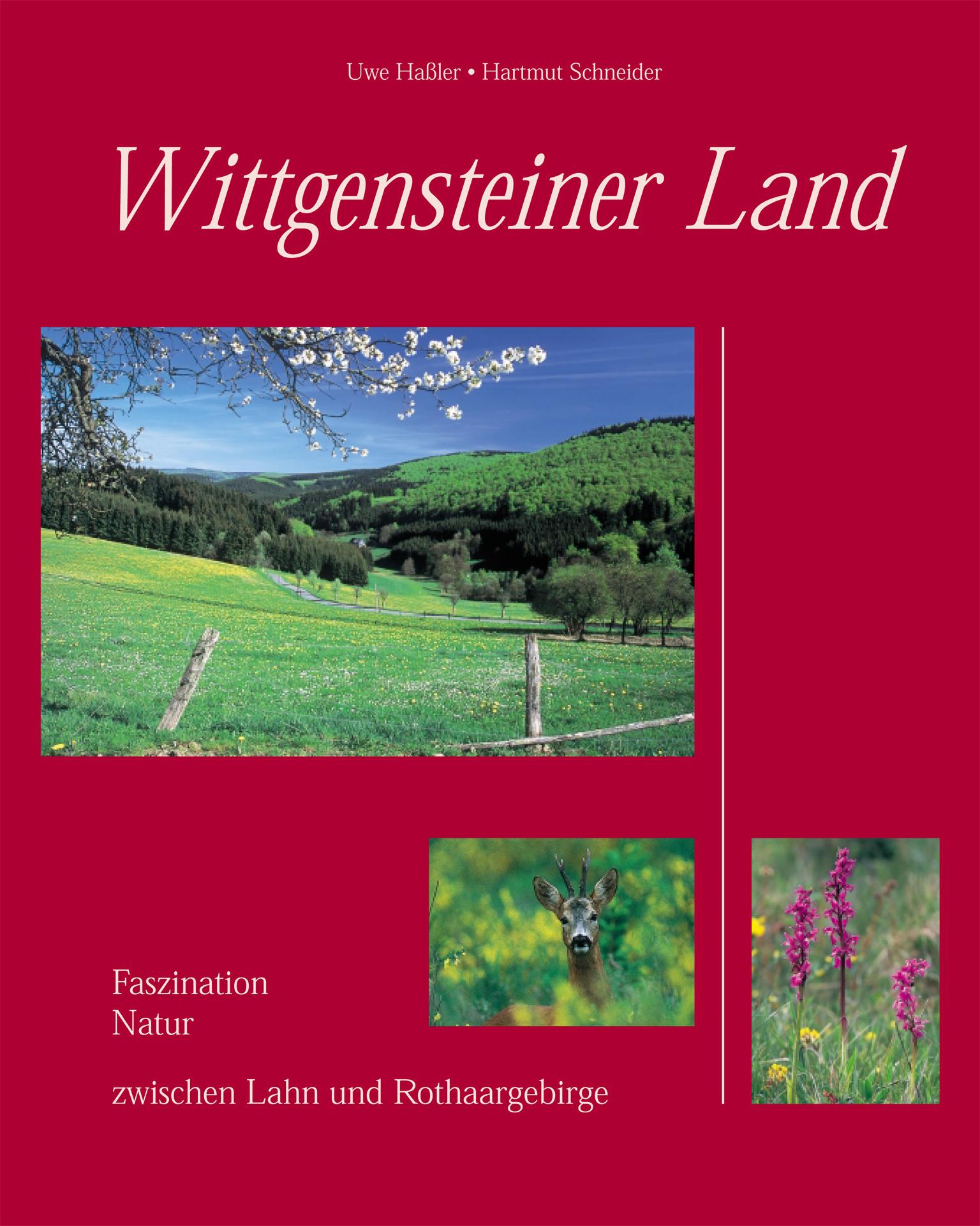 Bildband 'Wittgensteiner Land - Faszination Natur zwischen Lahn und Rothaargebirge'